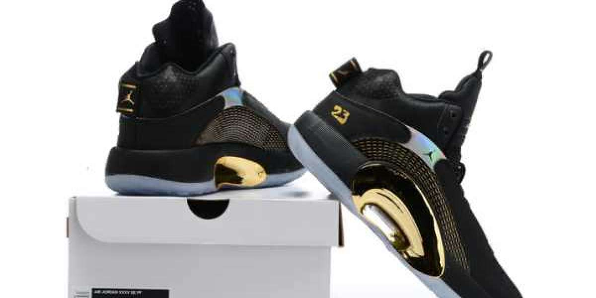 Nike Jordan Air Jordan 35 boots on foot experience evaluation