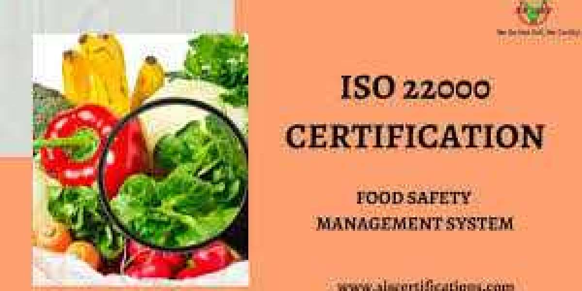 What is ISO 22000 Certification steps and how important it is?