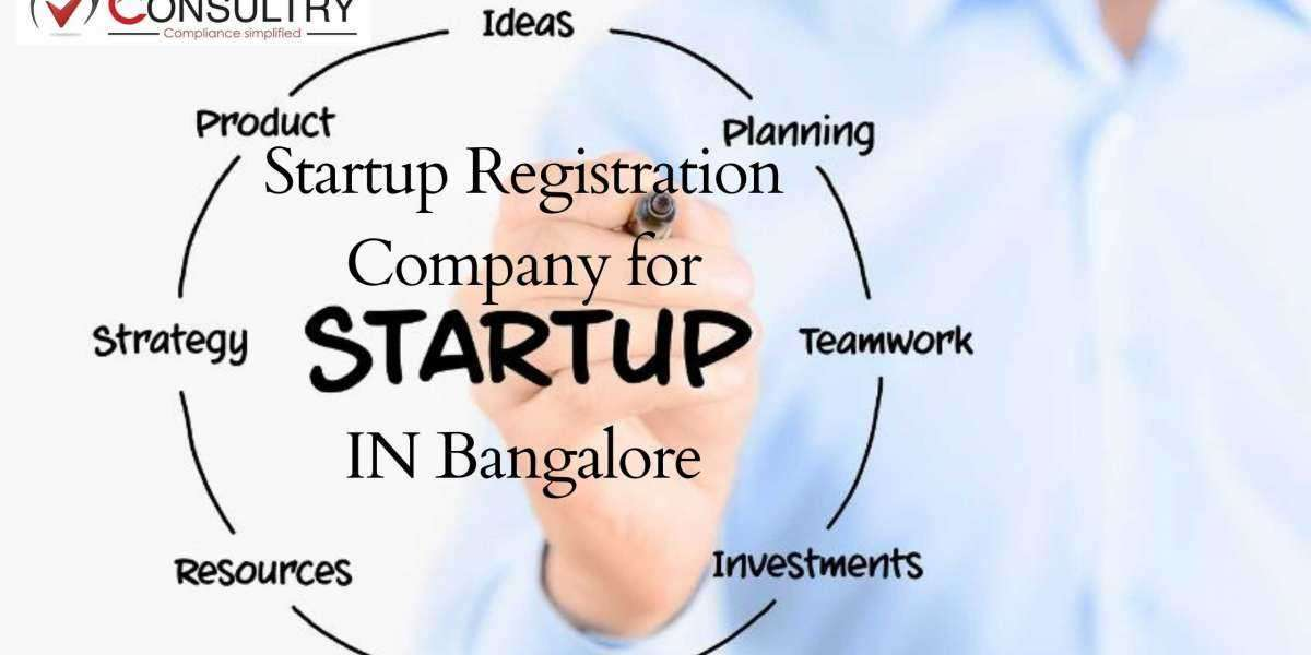 Start-up company registration in Bangalore