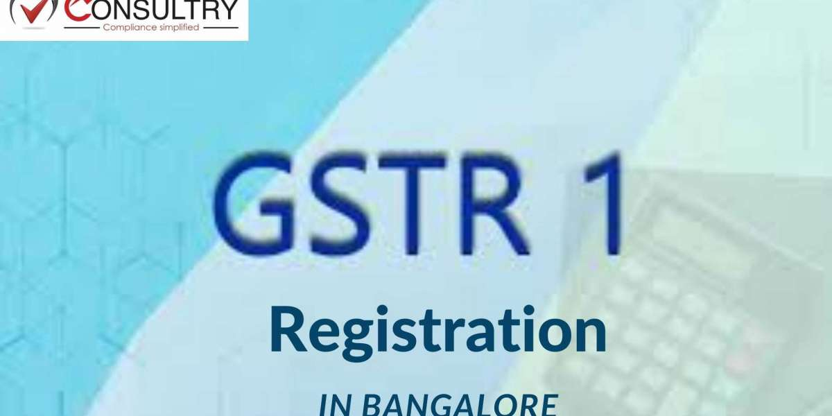 What are the procedures for filing up the GSTR Form?