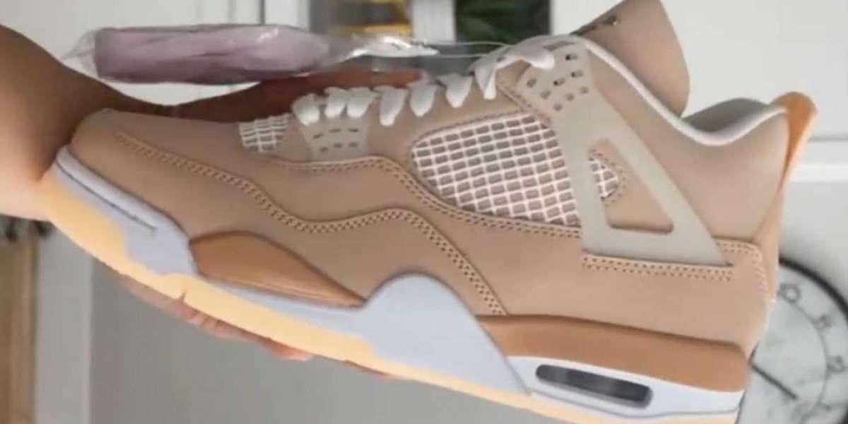 Where to buy Jordan 4 WMNS Shimmer/Bronze Eclipse-Orange Quartz-Metallic Silver DJ0675-200