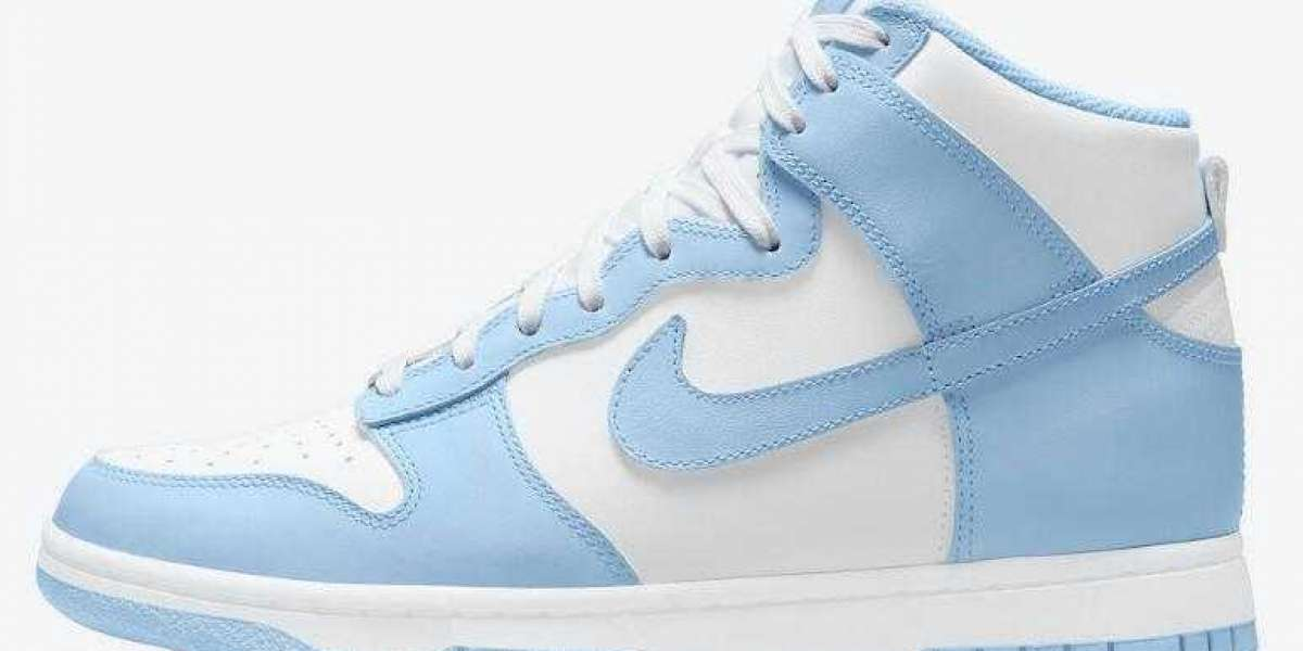 DD1869-107 Nike Dunk High WMNS Aluminum to Arrive on August 3, 2021