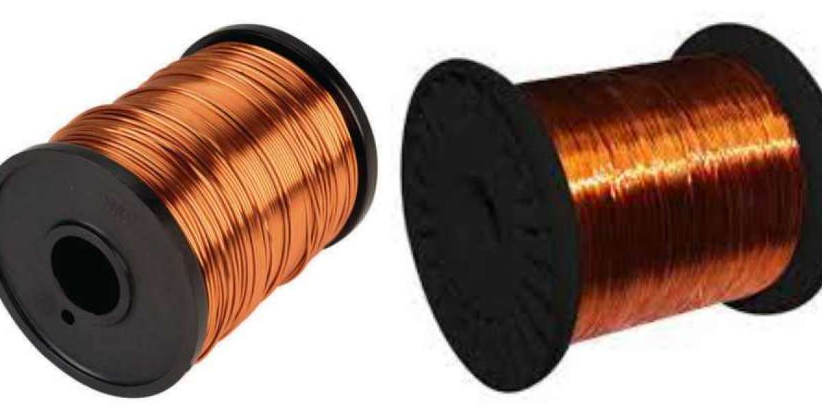 Enameled Copper Wire Factory in China XINYU