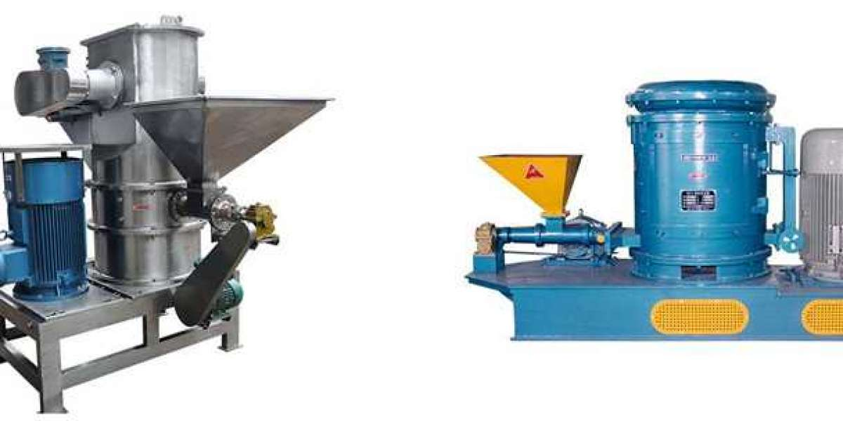 Sunwell Pulverizer Mill Machine: Applications, Principle and Features