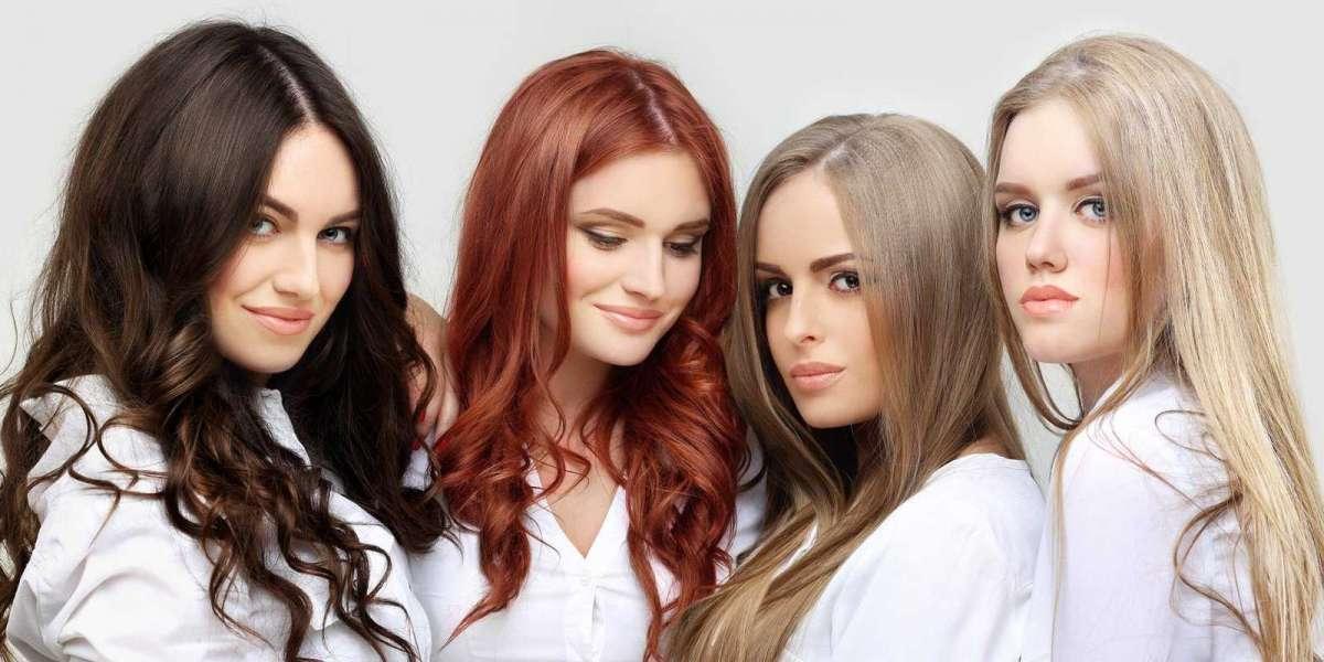 Human Hair Adhesive Extensions Stores