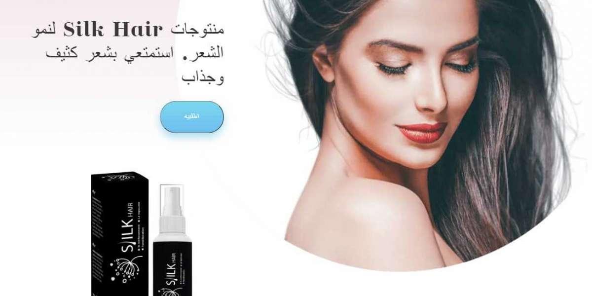 Silk Hair Spray:
