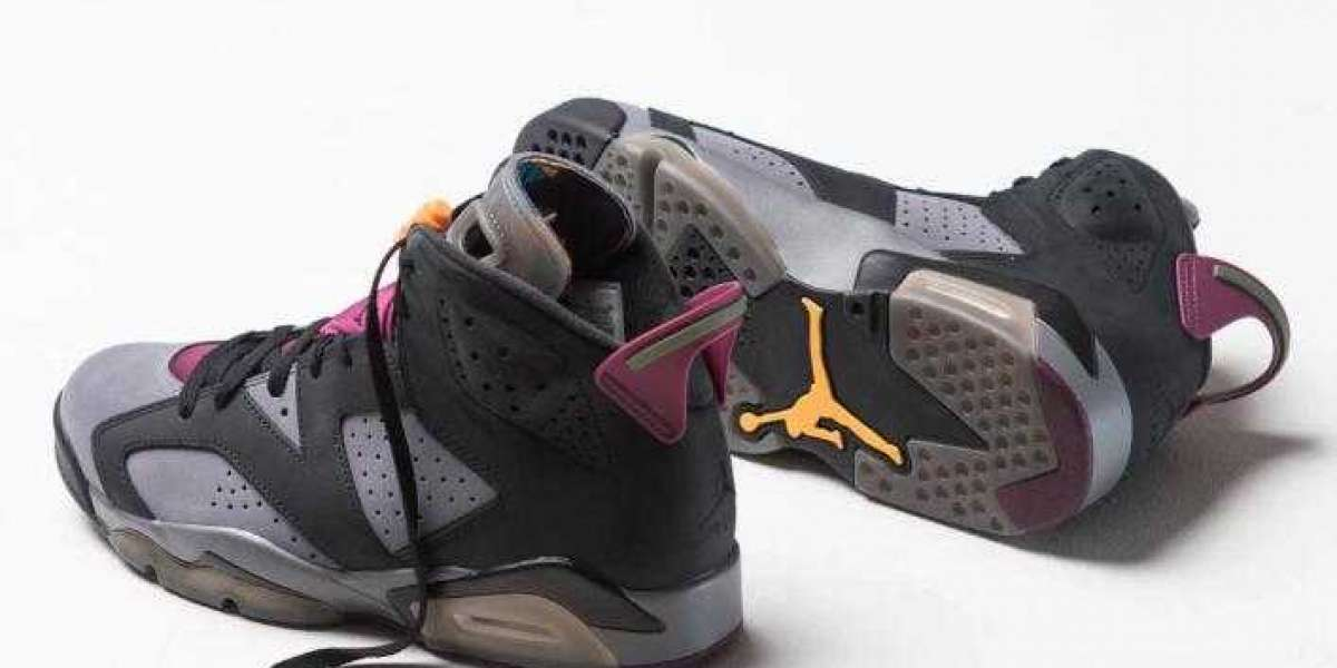 Awesome Air Jordan 6 Bordeaux to Arrival this Weekend