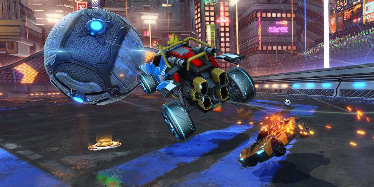 It likewise allows veteran players to Rocket League Items